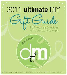 Ultimate DIY Gift Guide