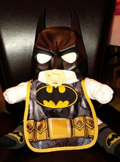 Diaper Baby Batman Unique Baby Shower Gift
