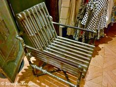 Radiator Chair?
