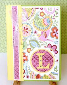 Lisa's Creative Corner: Secret Sister Gifts