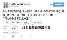 musicalhell: alexhamiltons: remember this ICONIC tweet...
