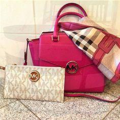 2016 MK Handbags Michael Kors Handbags, not only fashion but get it for Gucci Purses, Hermes Handbags, Burberry Handbags, Leather Handbags, Fashion Handbags, Chanel Resort, Herve, Michael Kors, Victorias Secret Models
