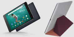 Nexus 9 Pre-Orders Open On Google Play/ Nexus 9 Cover & Keyboard Folio Appear #nexus9 #foliocover #keyboardfolio