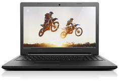 "Lenovo IdeaPad 100-15IBD Ordinateur portable 15"" Noir (Intel Core i3, 4 Go de…"