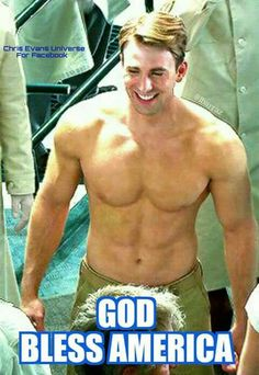 😀 dio benedica l' Captain America Actors, Chris Evans Captain America, Hot Men, Sexy Men, Hot Guys, Cute Actors, Handsome Actors, Robert Evans, One Step
