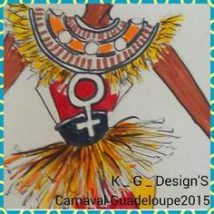 Costume école Joseph Ignace Guadeloupe 2015 by K _ G _ Design'S C.L.I.S