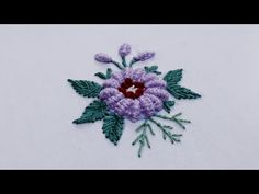 Blouse Pattern Free, Free Pattern, Brazilian Embroidery, Hand Embroidery, Hands, Make It Yourself, Videos, Flowers, Youtube