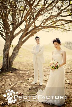 Pre-Wedding at Water Blow Nusa Dua