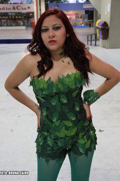 Hera venenosa! cosplay