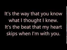 Kadebostany - Crazy in love (lyrics)