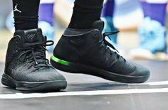 http://SneakersCartel.com Russell Westbrook Previews An All-Black Air Jordan 31 #sneakers #shoes #kicks #jordan #lebron #nba #nike #adidas #reebok #airjordan #sneakerhead #fashion #sneakerscartel http://www.sneakerscartel.com/russell-westbrook-previews-an-all-black-air-jordan-31/