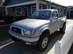 2003 Toyota Tacoma PreRunner SR5 StepSide. Well taken care of.  Near mint.  A/C ice cold.  Power steering.  Power brakes.  Tilt steering.  Dual air bags.  All scheduled maintenance.Interior in excellent shape.  Well maintained.  No mechanical issues. Any questions please email.  Thank you.