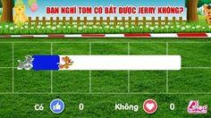Thả Tym để giúp chú chuột Jerry thoát khỏi mèo Tom nhé <3  LIKE & SHARE và TAG bạn bè vào luôn nhé ;)
