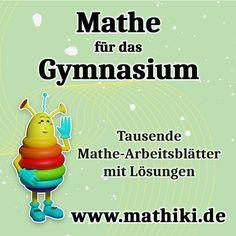 Teaching Math, Maths, Teaching Ideas, Gymnasium, Software, Education, Learning, School, Happy