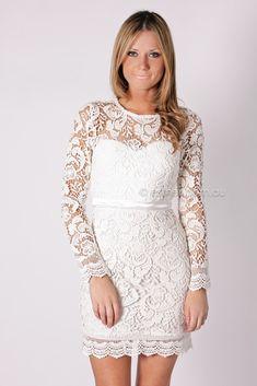 lace bridal shower dress - Google Search