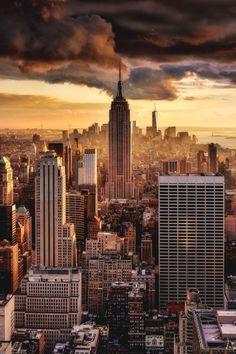 New York City is beautiful by italian-luxury #nyc