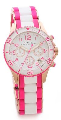 Marc Jacobs  Rock Chrono Watch