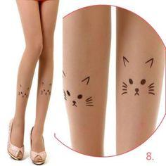 Zehui Sexy Womens Tattoo Sock Pantyhose Tights Silk Stocking Transparent Leggings The Cat's Head No.8 Zehui,http://www.amazon.com/dp/B00D70ZEGU/ref=cm_sw_r_pi_dp_2o4Tsb1H76VJTT1S