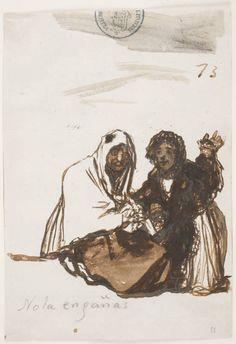 Goya en El Prado: No la engañas