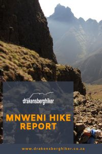 Mnweni hike report up Ntonjelana pass with Drakensberghiker The Way Back, Easter Weekend, How To Get Warm, Weather Forecast, My Favorite Part, The Locals, Scenery, Africa, Hiking