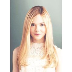 Chelsea Girl Elle Fanning ❤ liked on Polyvore