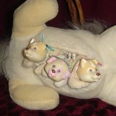 """Puppy Surprise """"there could be 3, or 4, or 5"""" ~ toys of the early 90s"""