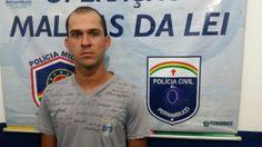 Blog Paulo Benjeri Notícias: Homem envolvido em cinco mortes é preso em Ouricur...