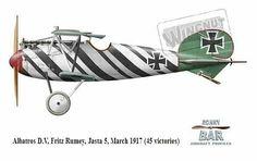 Albatros D. V