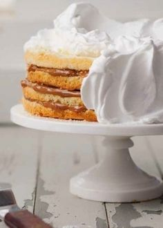 4. Cakes and Brownies - 7 Uses for Dulce De Leche ... → Food