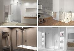 E' l'ultima nata di casa Box Docce 2B spa la nuova #Serie4000, una collezione che unisce #design e funzionalità, creata per soddisfare ogni necessità sul piano pratico e su quello estetico. SERIE 4000 DESIGN FOR ALL rappresenta il comfort per tutti, anche per i diversamente abili, garantendo massima ergonomia e sicurezza www.gasparinionli... #bagno #doccia #home #interiors #sicurezza #disabili #bathroom
