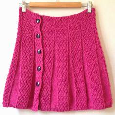 tuto tricot jupe fillette