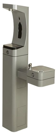 Vandal Resistant Water Cooler and ezH2O Bottle Filling Station ...