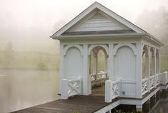 ♕ boathouse @ Blackberry Farm