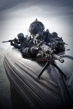 Special Operation Forces Combat Diver
