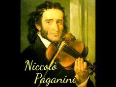 Niccolò Paganini: Concert for Violin and Orchestra No. 5 in A Minor - YouTube
