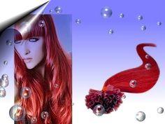 Kosmetik Shop, Starter Set, Hair Extensions, Real Human Hair Extensions, Red Hair, Amazing, Weave Hair Extensions, Extensions Hair, Extensions