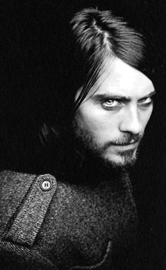 Jared Leto gives The Look