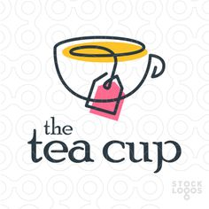 The Tea Cup | StockLogos.com