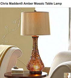 Mosaic Lamp - JCP