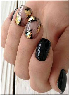 Square Nail Designs, Short Nail Designs, Nail Art Designs, Nails Design, Natural Nail Designs, Natural Design, Salon Design, Short Nails Art, Long Nails