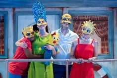 Theater Review: Mr. Burns: A Post-Electric Play -- Vulture