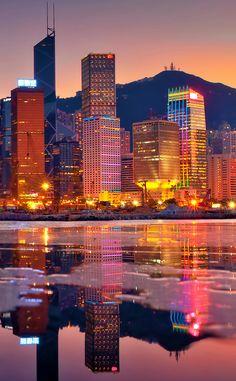 Hong Kong..