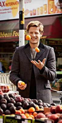 In the Moment: James Norton
