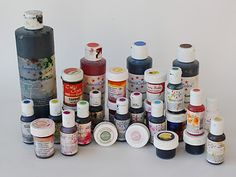 """LilaLoa - great """"talk"""" from the masters about food coloring"""