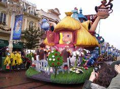 Alice in Wonderland - Disney Paris