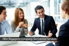 Today's companies want to retain their edge over their competitors. In addition, they also need to comply with the lengthy and sometimes, complex rules and regulations. They have found the solution in outsourcing their non-core tasks to third parties. #Singapore #company #secretarial #services assist them in taking care of statutory responsibilities.