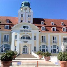Kurhaus in Binz auf Rügen