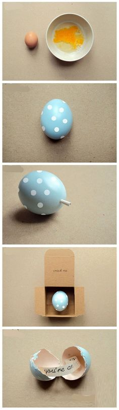 DIY Message Eggs Pictures, Photos, and Images for Facebook, Tumblr, Pinterest, and Twitter