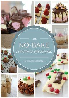 Caramel Chocolate Ripple Cake Christmas Wreath - Create Bake Make