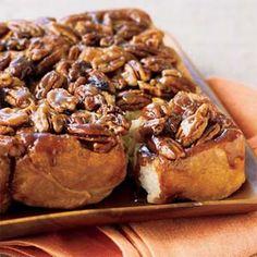 Apple-Pecan Breakfast Buns